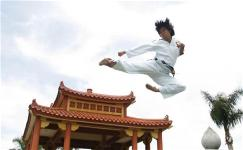 duc-dang-taekwondo-instructor-kim-anh-flying-side-kick